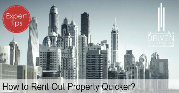 Tips for Landlords: How to Rent Their Property Quicker