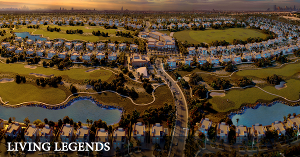 Dubai Areas: Living Legends, Dubailand