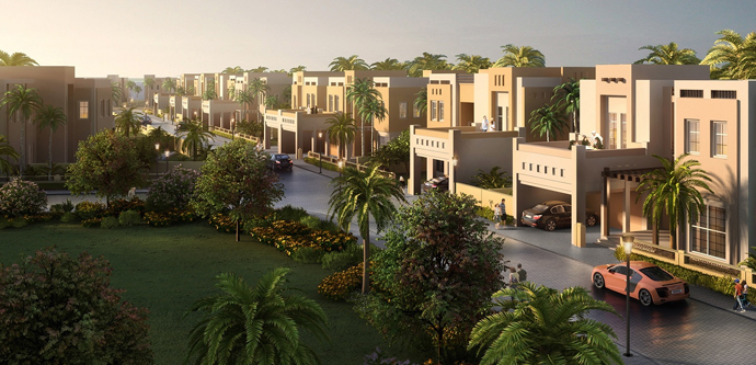 Mudon Villas and Townhouses in Dubailand