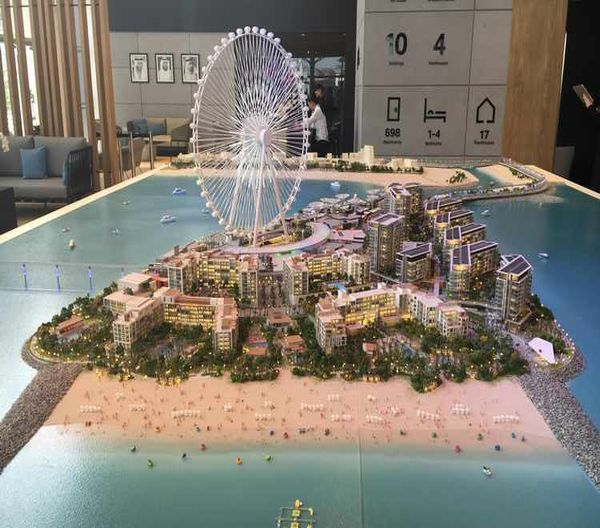 Meraas, the most ambitious developer in Dubai Property market