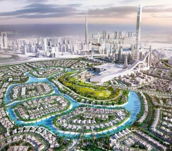 Meydan City will Transform Sports and Luxury Living in Dubai