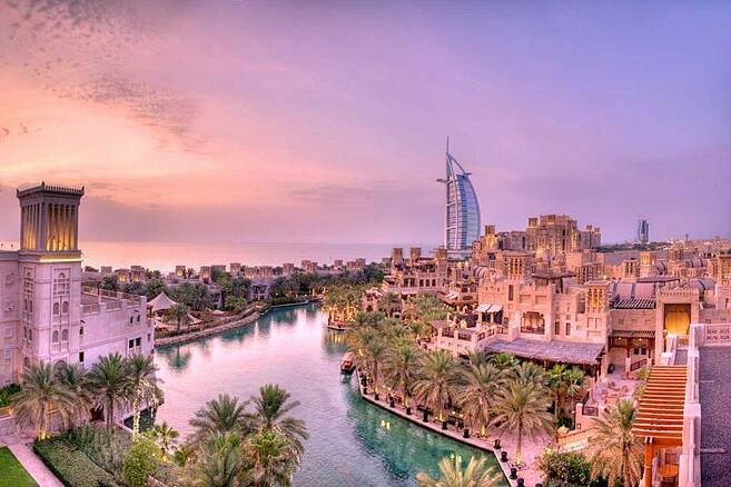 5 Dubai Areas For The Perfect Valentines Date
