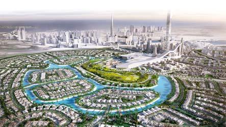 Mohammad Bin Rashid City - The City Within A City