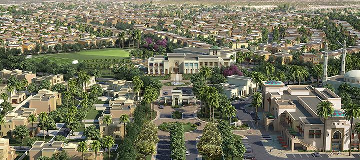 Area in Focus: Arabian Ranches