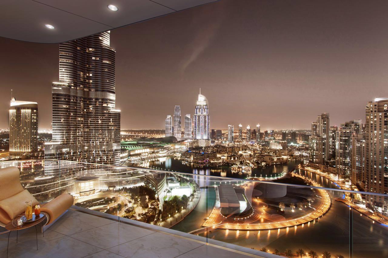 Upcoming Dubai Luxury Off Plan Properties Part-1