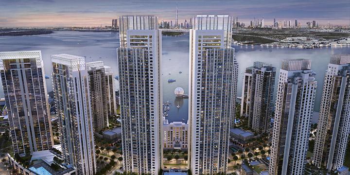 Dubai Creek Harbour Community Area Guide