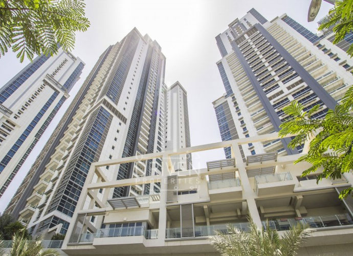 Bay Square Mall Dubai - Business Bay