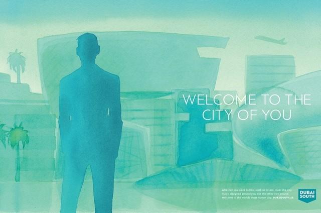 Dubai South: City of You, Centre of Tomorrow