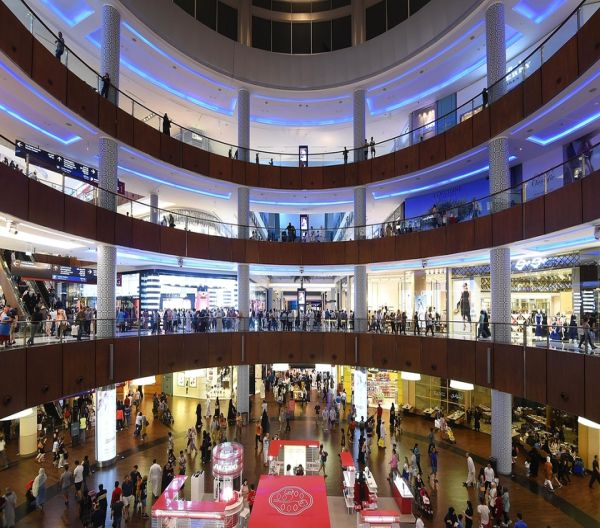 Shopping Malls and their impact on Dubai property sector