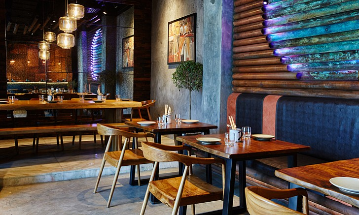 Top 10 Dining Areas in Dubai