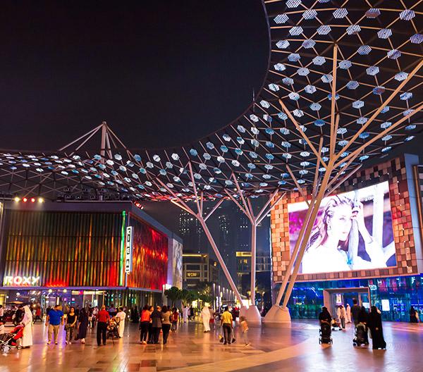 TOP 10 CITY WALK DUBAI RESTAURANTS