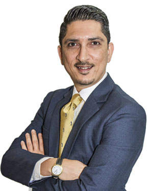Saad Bin Zain - Head of Commercial Sales and Leasing