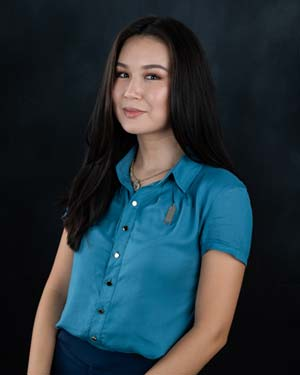 Leila Zhilkibayeva - P.A. to Managing Director