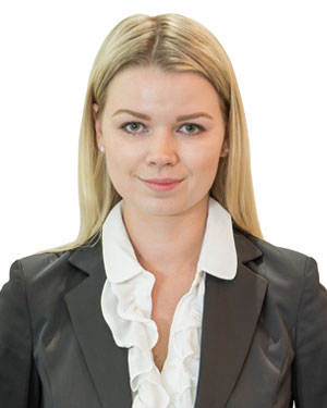 Real Estate Agent - Xeniya Zyryanova