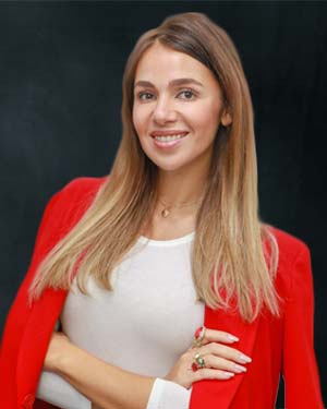 Leila Shugri - Real Estate Agent in City Walk Dubai