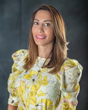 Saloomeh Ainavi - Real Estate Agent in City Walk Apartments Dubai
