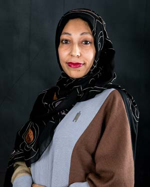 Ghanima Abdulmajid - Customer Care Coordinator