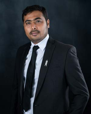 Real Estate Agent - Sanoj Nujumudeen