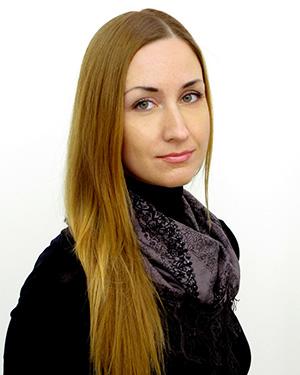 Ekaterina Dobrovinskaya