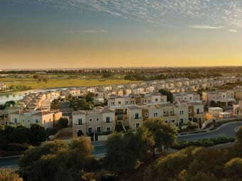Arabian Ranches 3 Townhouses